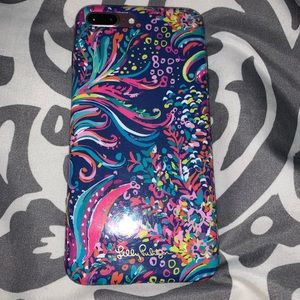 Lilly Pulitzer iPhone 7/8 plus case